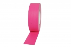 FOS Stage Tape 50mm x 50M Neon Pink