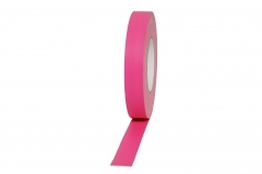 FOS Stage Tape 25mm x 50M Neon Pink