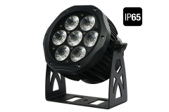 FOS TOURING PAR 7X15 IP HEX